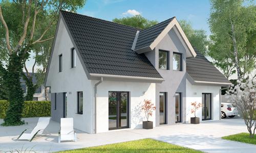 ICON-Haus: Dennert Massivhaus GmbH