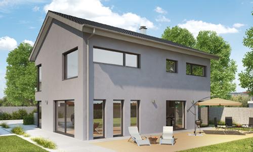 icon haus dennert massivhaus gmbh. Black Bedroom Furniture Sets. Home Design Ideas